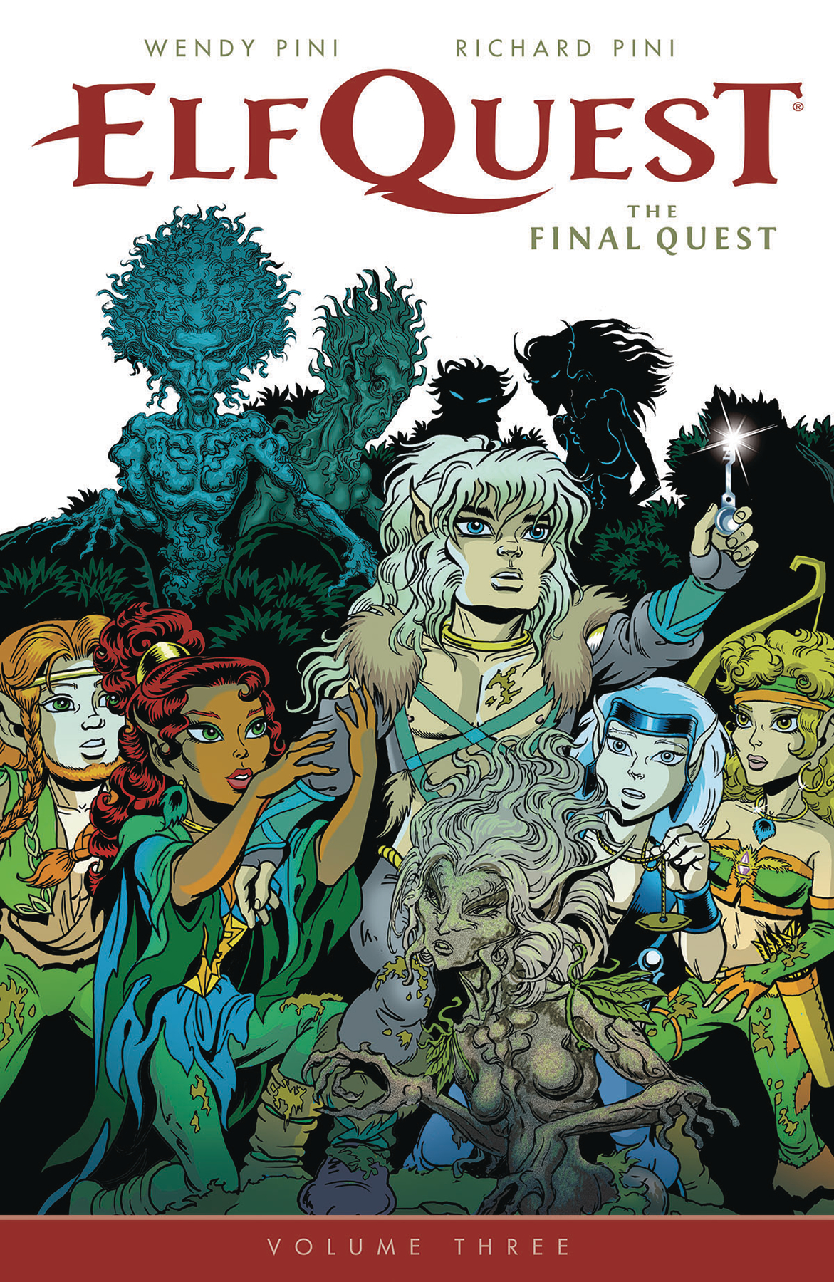 ELFQUEST FINAL QUEST TP VOL 03 (FEB170065)
