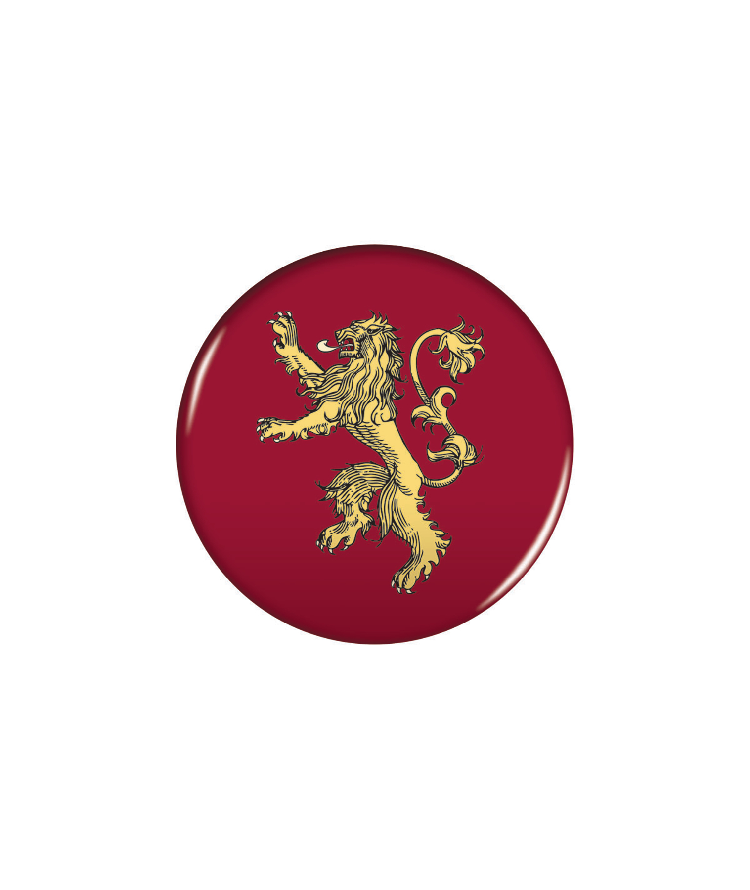 GAME OF THRONES MAGNET 2.25 IN LANNISTER