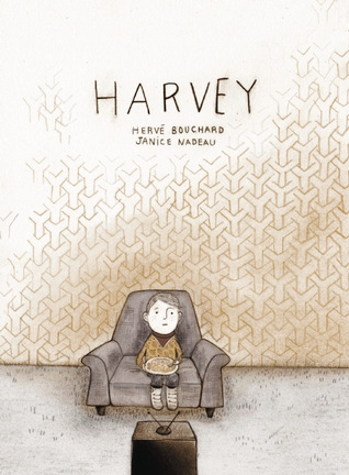HARVEY HOW I BECAME INVISIBLE GN