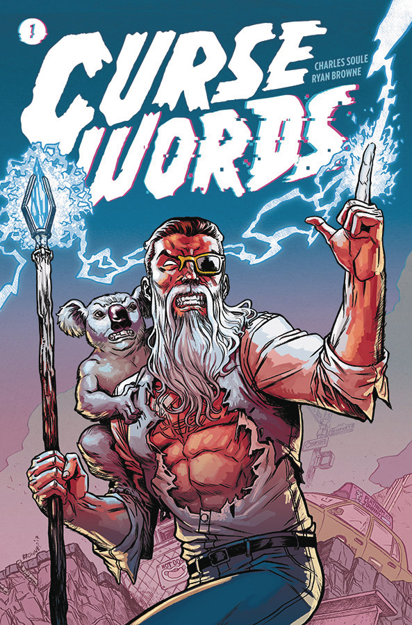 CURSE WORDS TP VOL 01 (MAY170612) (MR)
