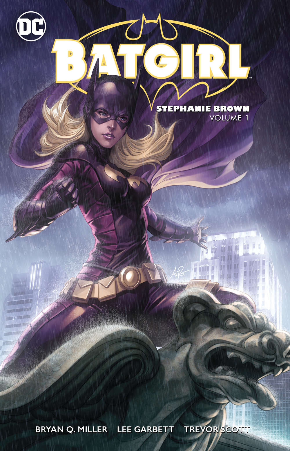 BATGIRL STEPHANIE BROWN TP VOL 01 (2009 #1-12)