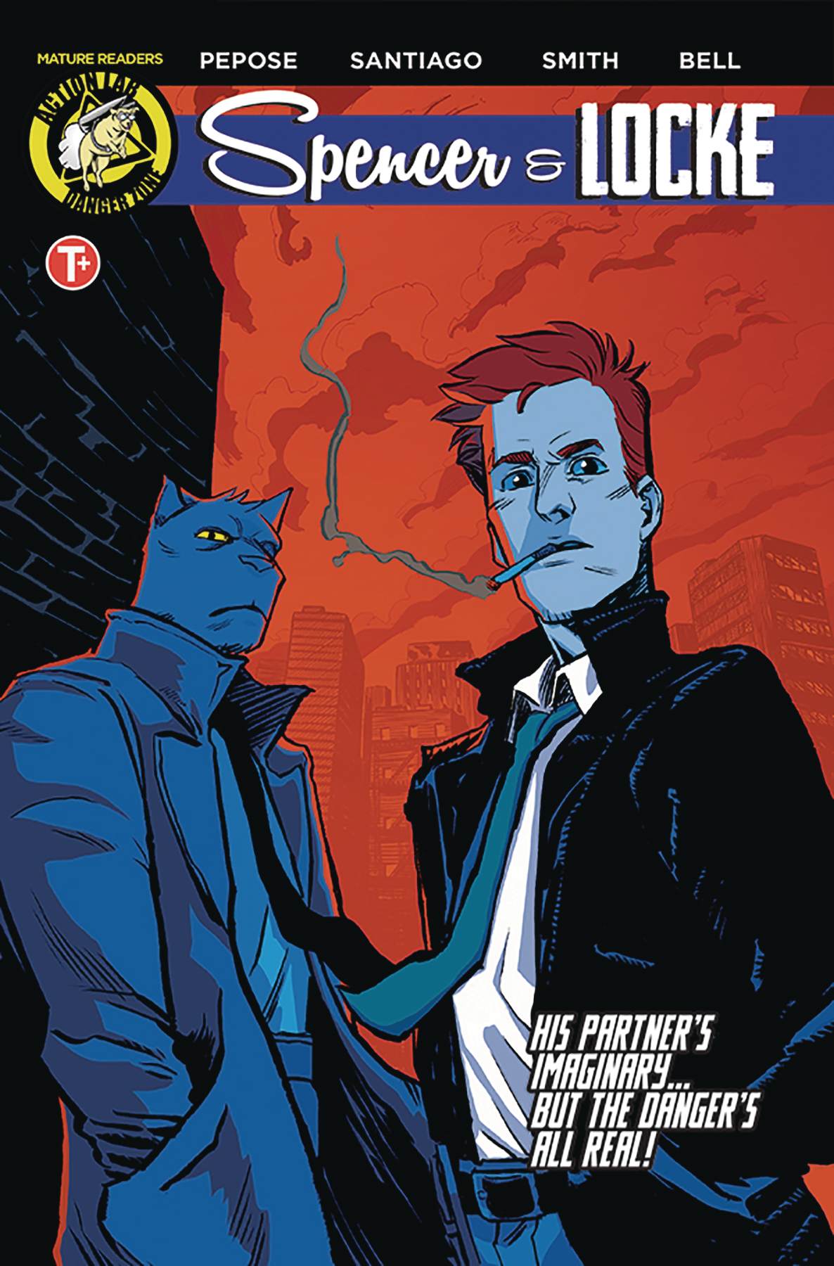 SPENCER AND LOCKE TP VOL 01