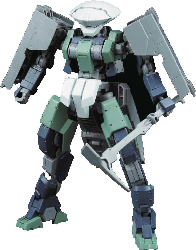 HG ORPHANS GUNDAM 1/144 MS OPTION SET 9 MDL KIT