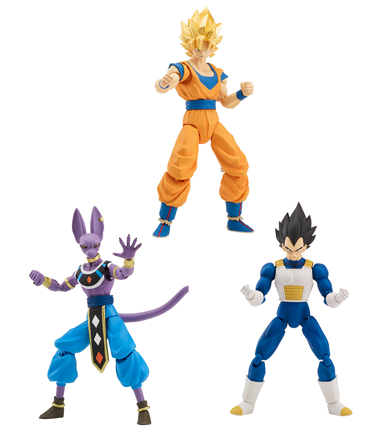 DRAGONBALL SUPER DRAGON STARS AF ASST A