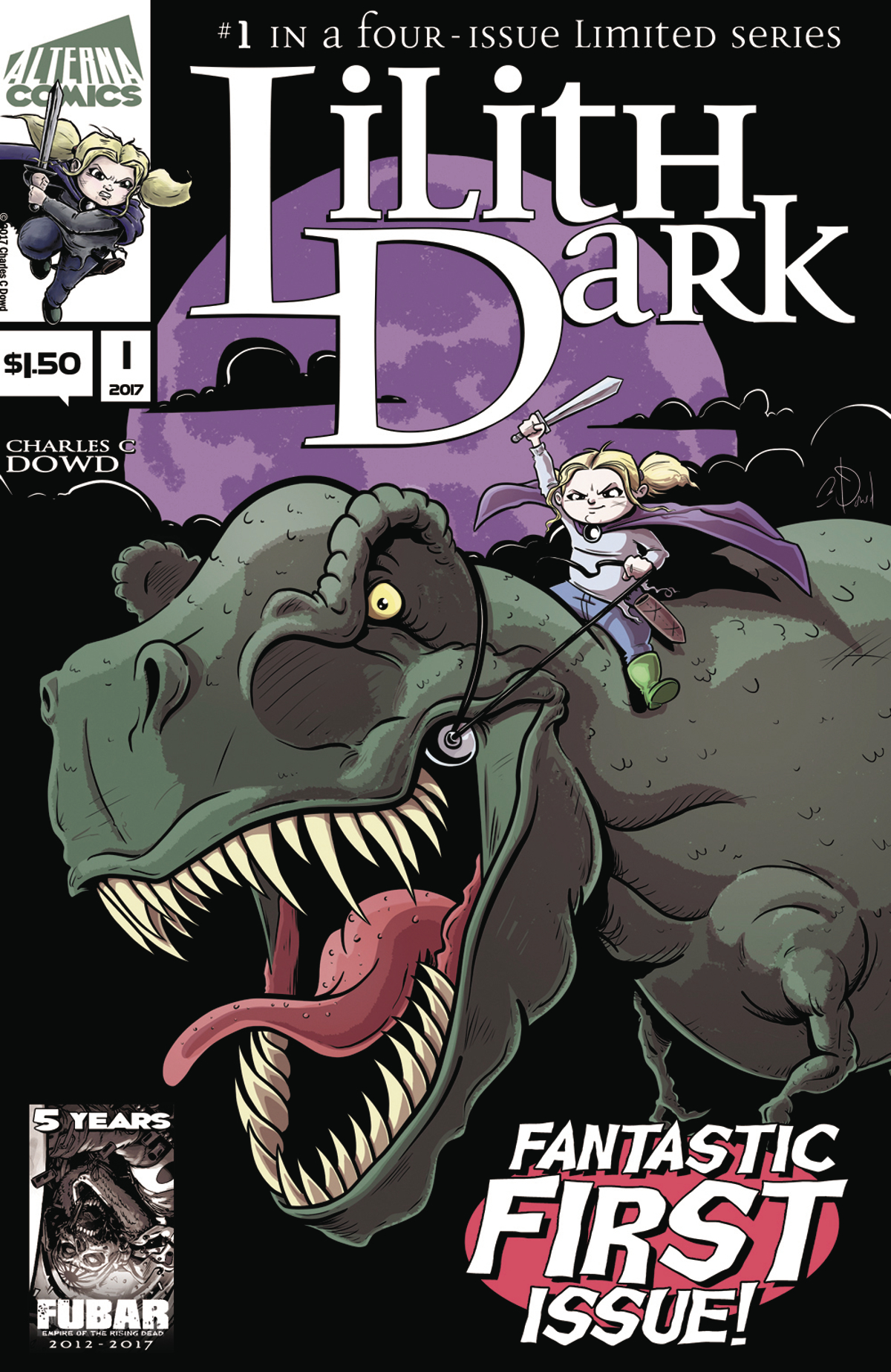 LILITH DARK #1 (OF 4)