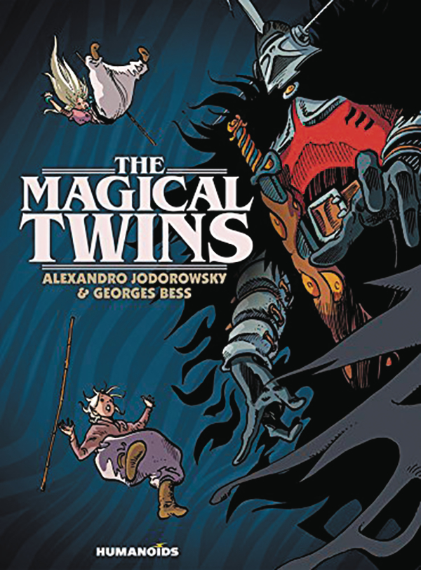 MAGICAL TWINS DLX HC