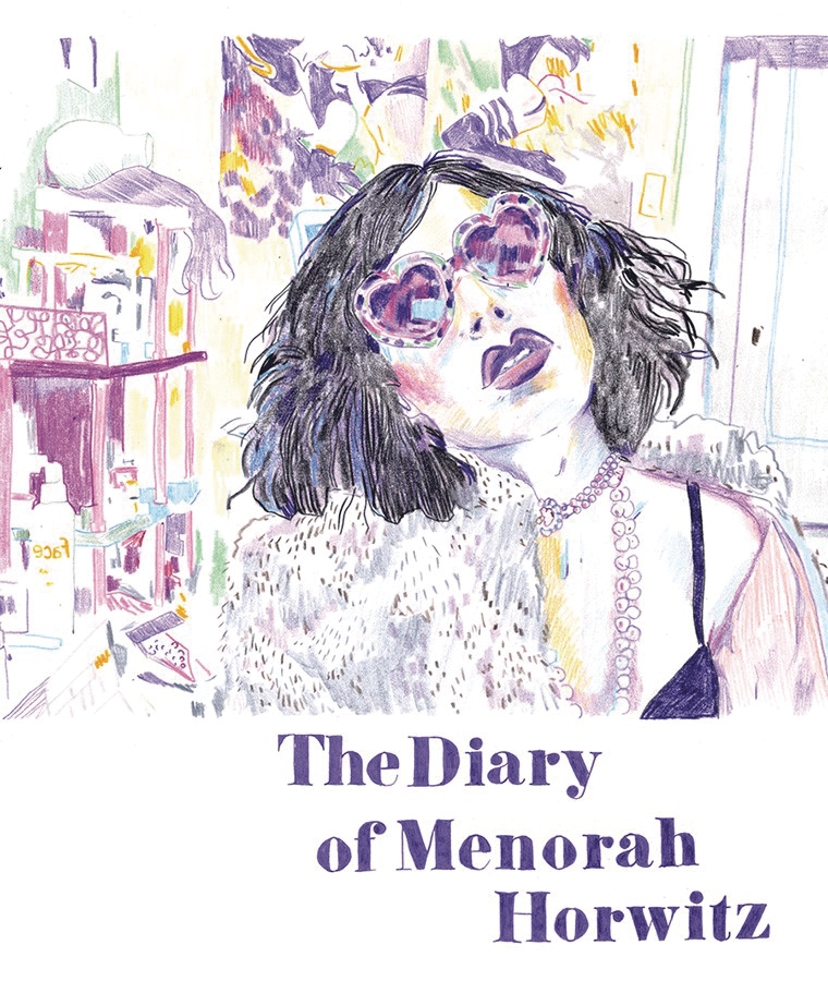 DIARY OF MENORAH HORWITZ