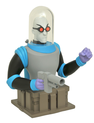BATMAN TAS MR FREEZE BUST