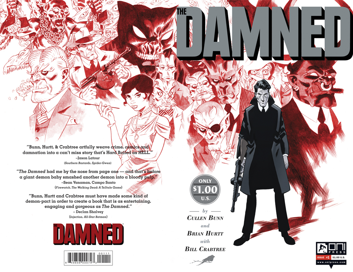 DAMNED #1 (MR)