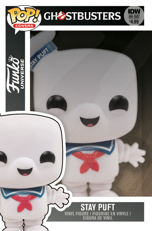 GHOSTBUSTERS FUNKO UNIVERSE FUNKO TOY VAR
