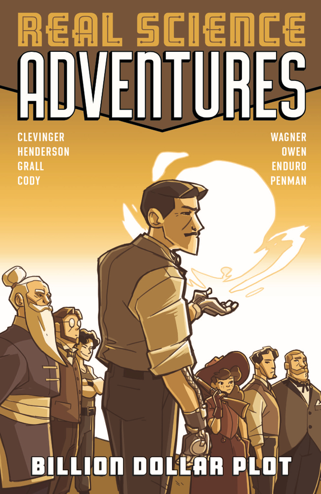 Real Science Adventures Vol. 1 TP Reviews