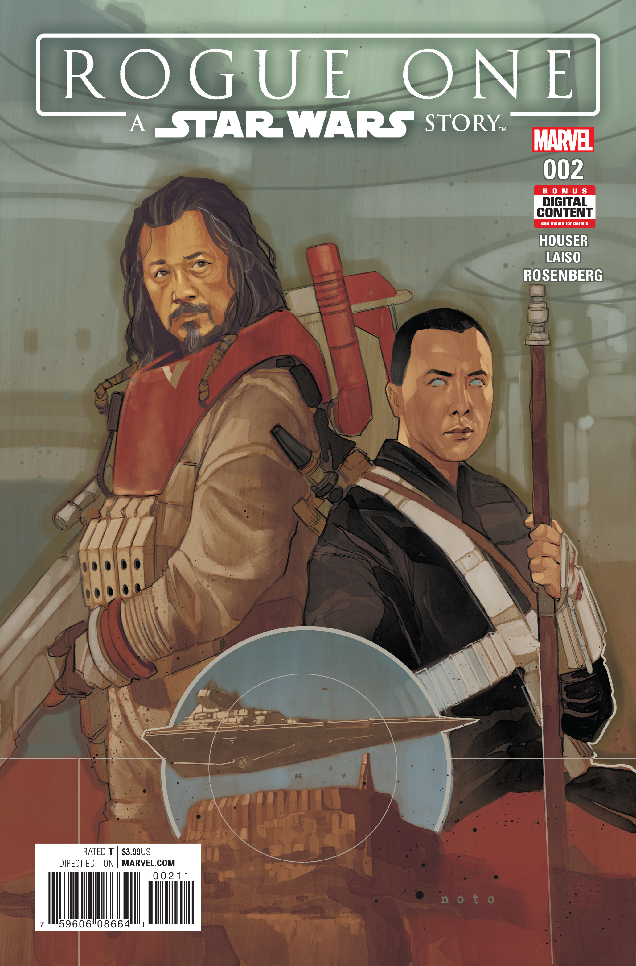 STAR WARS ROGUE ONE ADAPTATION #2 (OF 6)