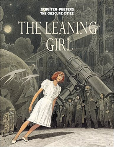 LEANING GIRL TP (IDW ED) (MAR170628)