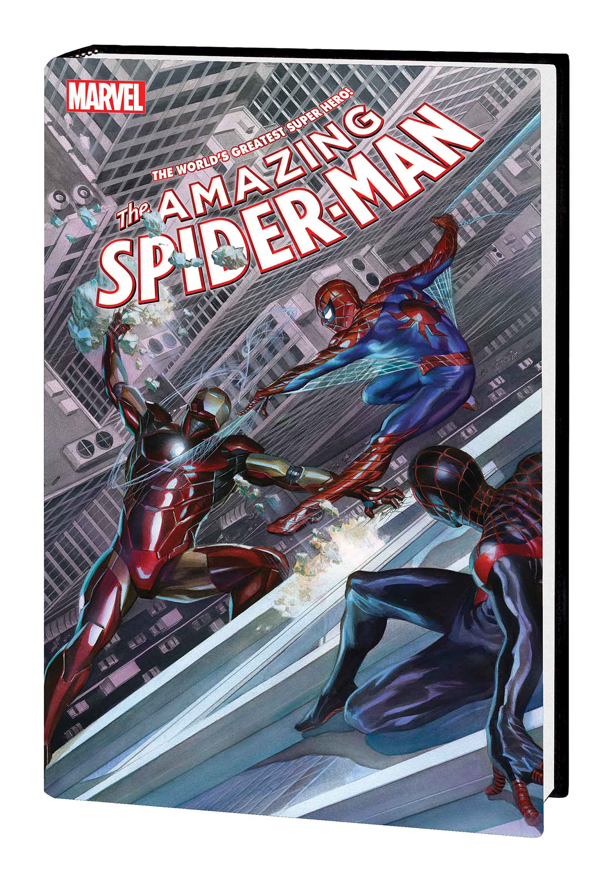 AMAZING SPIDER-MAN WORLDWIDE HC VOL 02
