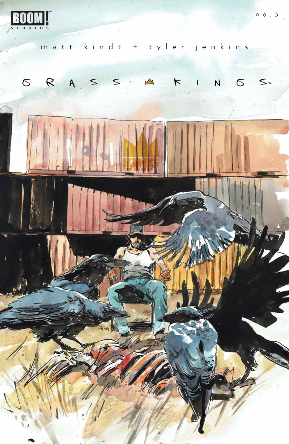 GRASS KINGS #3