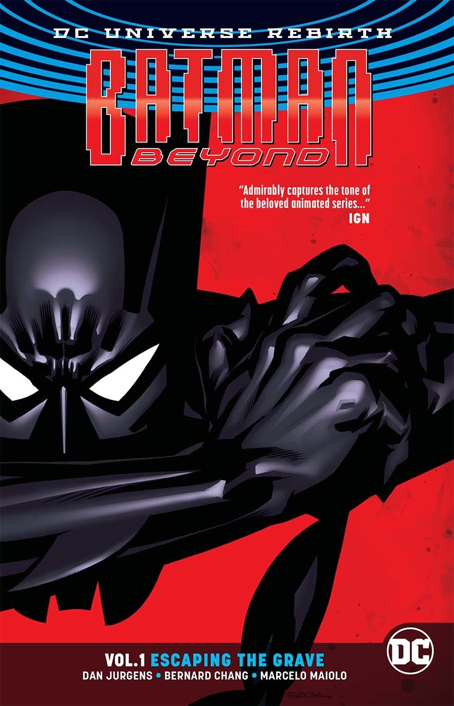 BATMAN BEYOND TP VOL 01 ESCAPING THE GRAVE