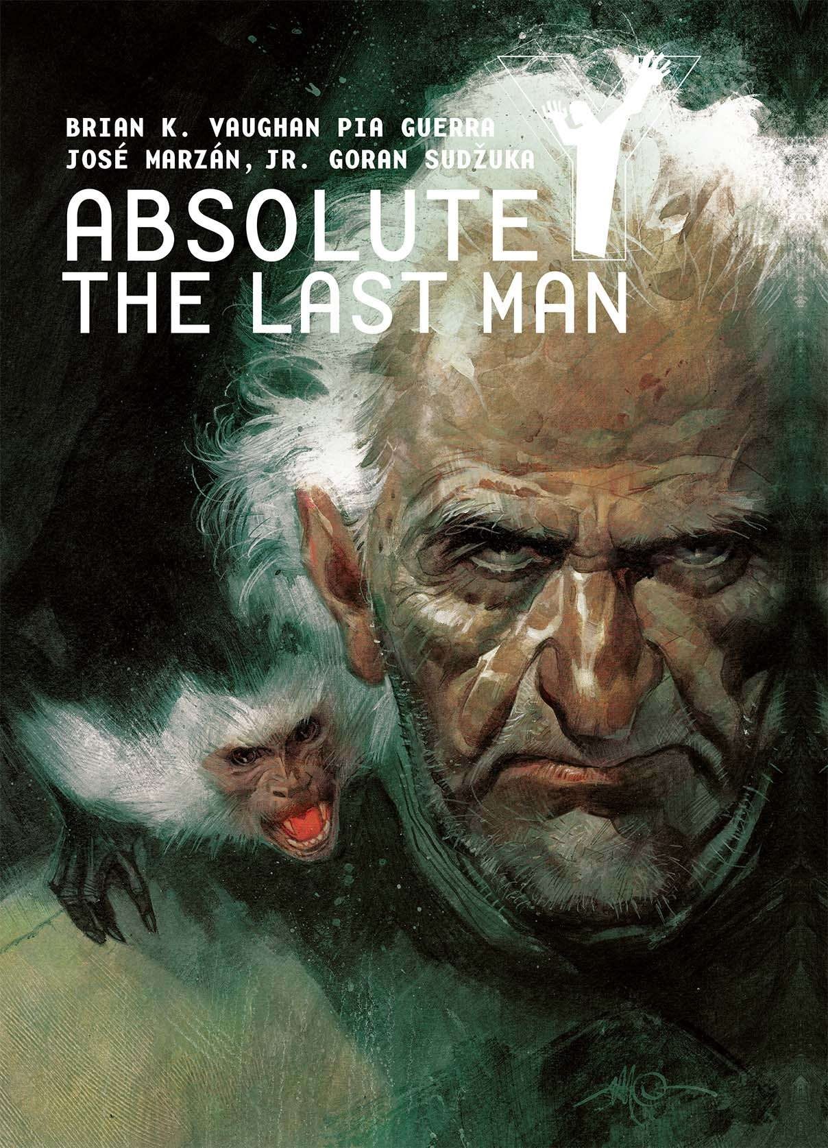 ABSOLUTE Y THE LAST MAN HC VOL 03
