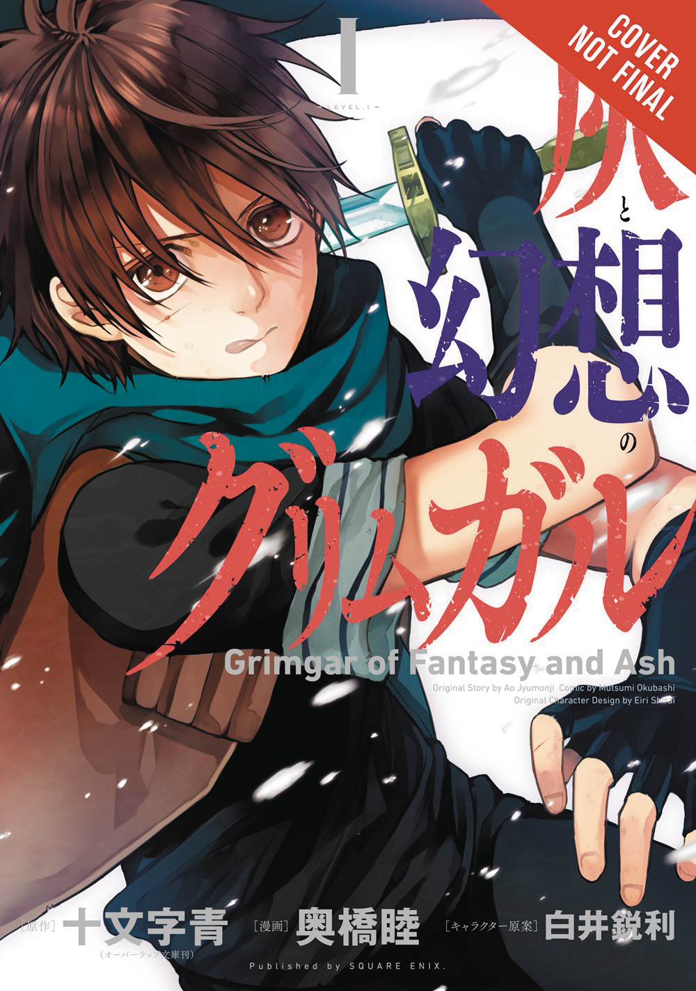GRIMGAR OF FANTASY & ASH GN VOL 01