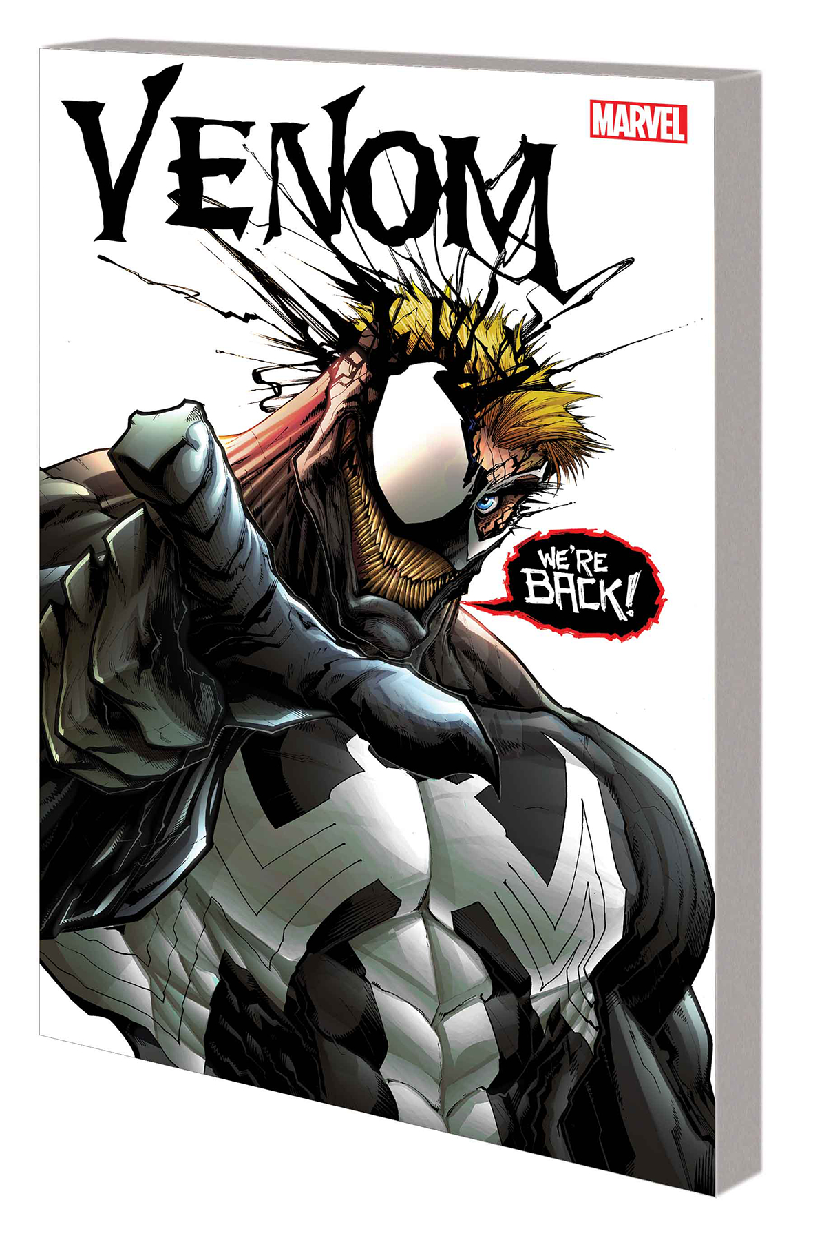 VENOM TP VOL 01 HOMECOMING