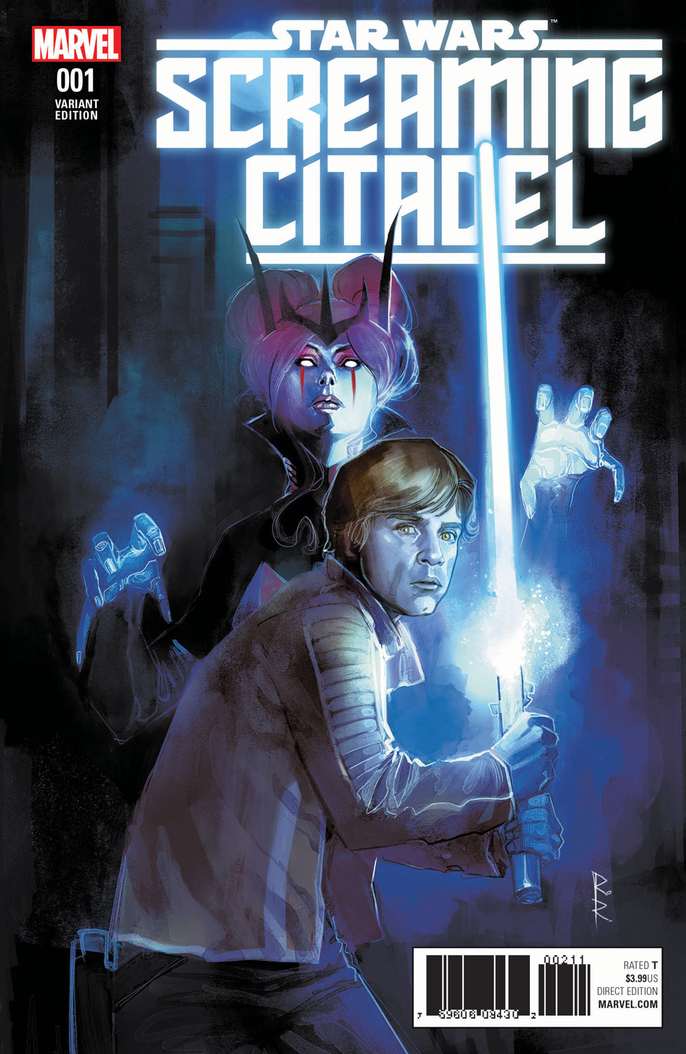 STAR WARS SCREAMING CITADEL #1 REIS B VAR