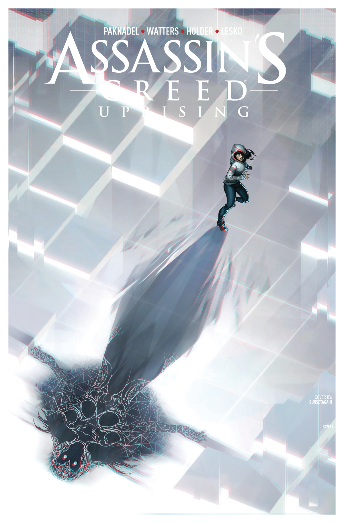 ASSASSINS CREED UPRISING #6 CVR B GLASS