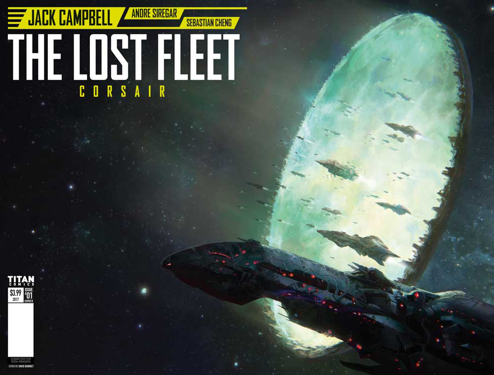 LOST FLEET CORSAIR #1