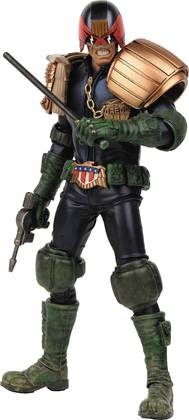 2000 AD X THREEA APOCALYPSE WAR JUDGE DREDD 1/6 SCALE FIG