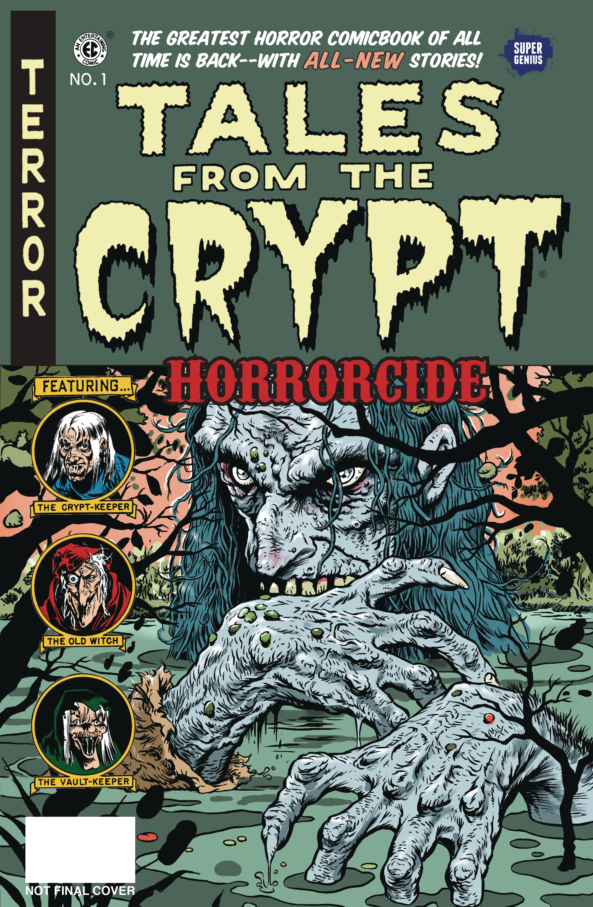 TALES FROM THE CRYPT HORRORCIDE #1