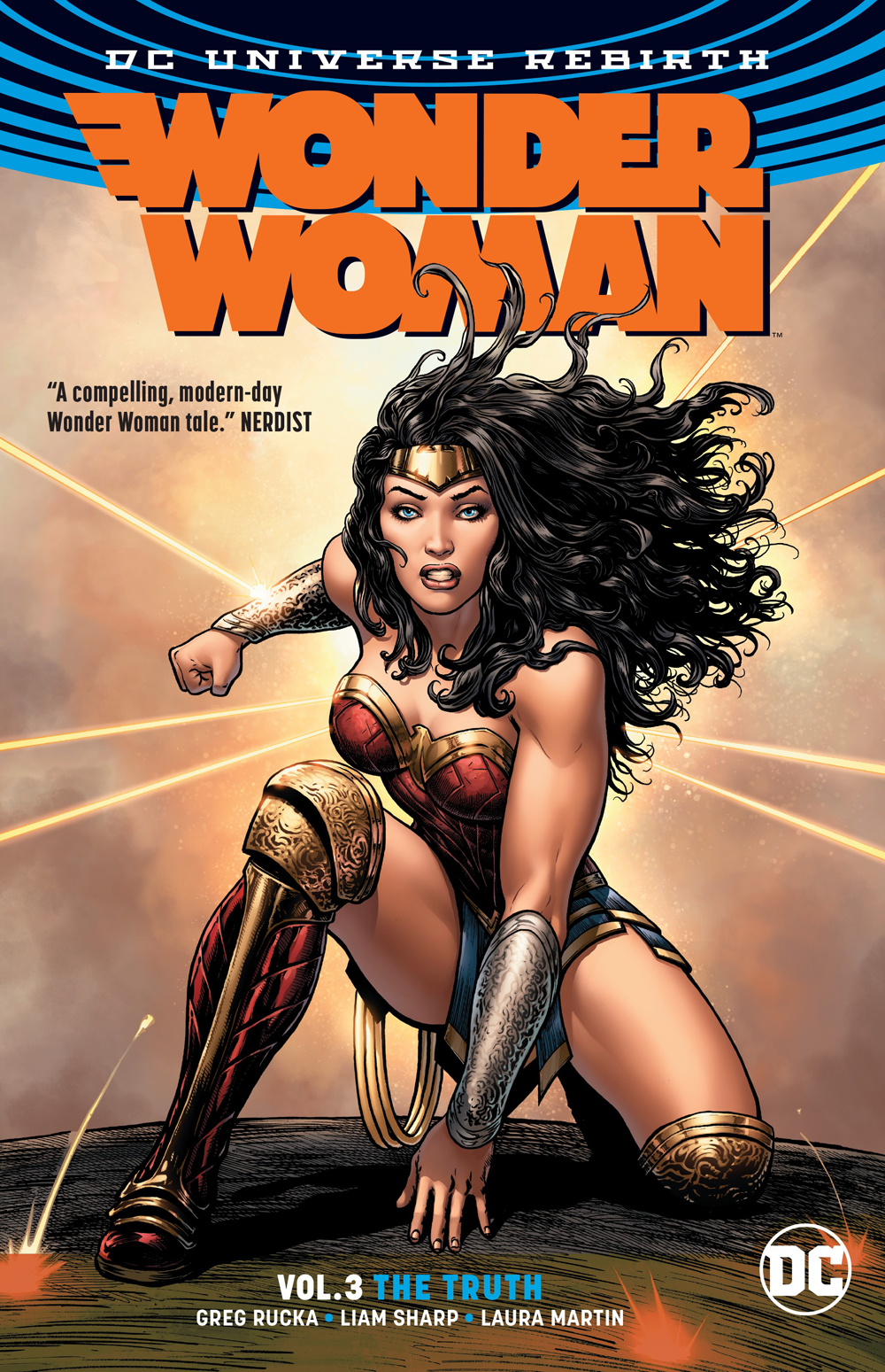 WONDER WOMAN TP VOL 03 THE TRUTH (REBIRTH) (MAY170328)