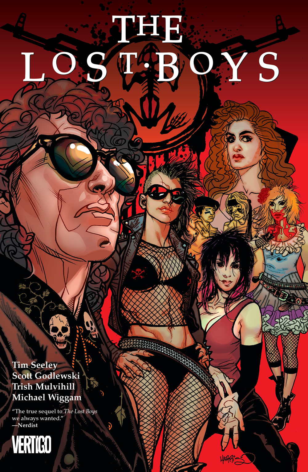 LOST BOYS TP (MR)