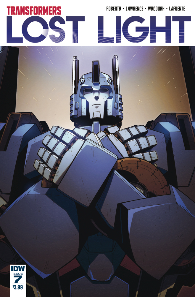 TRANSFORMERS LOST LIGHT #7