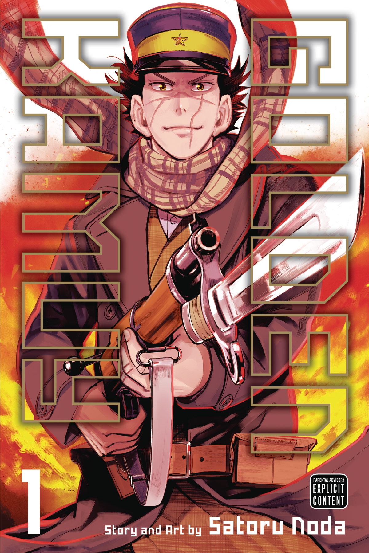 GOLDEN KAMUY GN VOL 01
