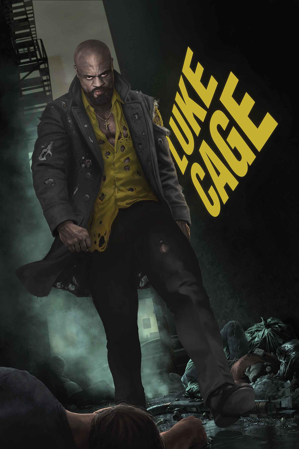 Luke Cage Episodenguide
