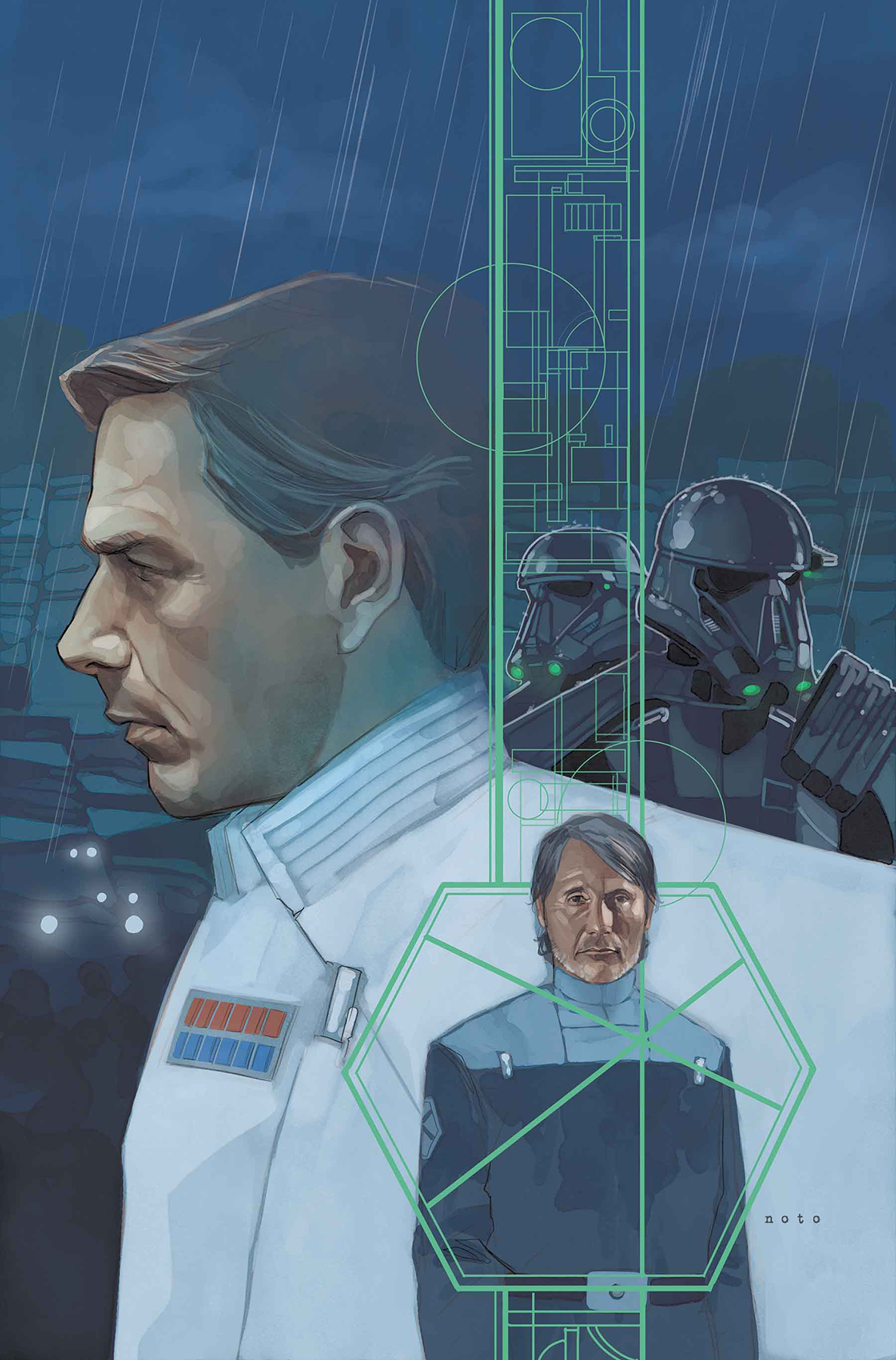 STAR WARS ROGUE ONE ADAPTATION #3