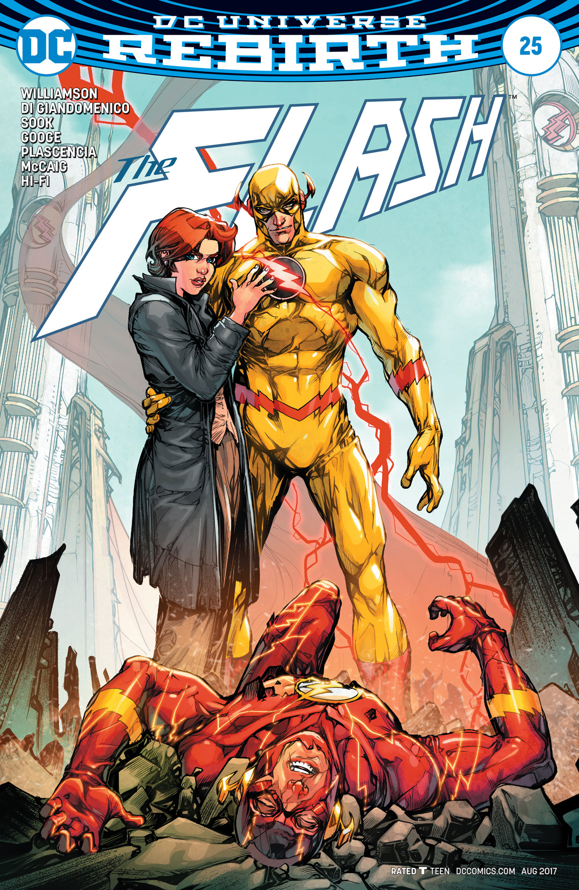 FLASH #25 VAR ED