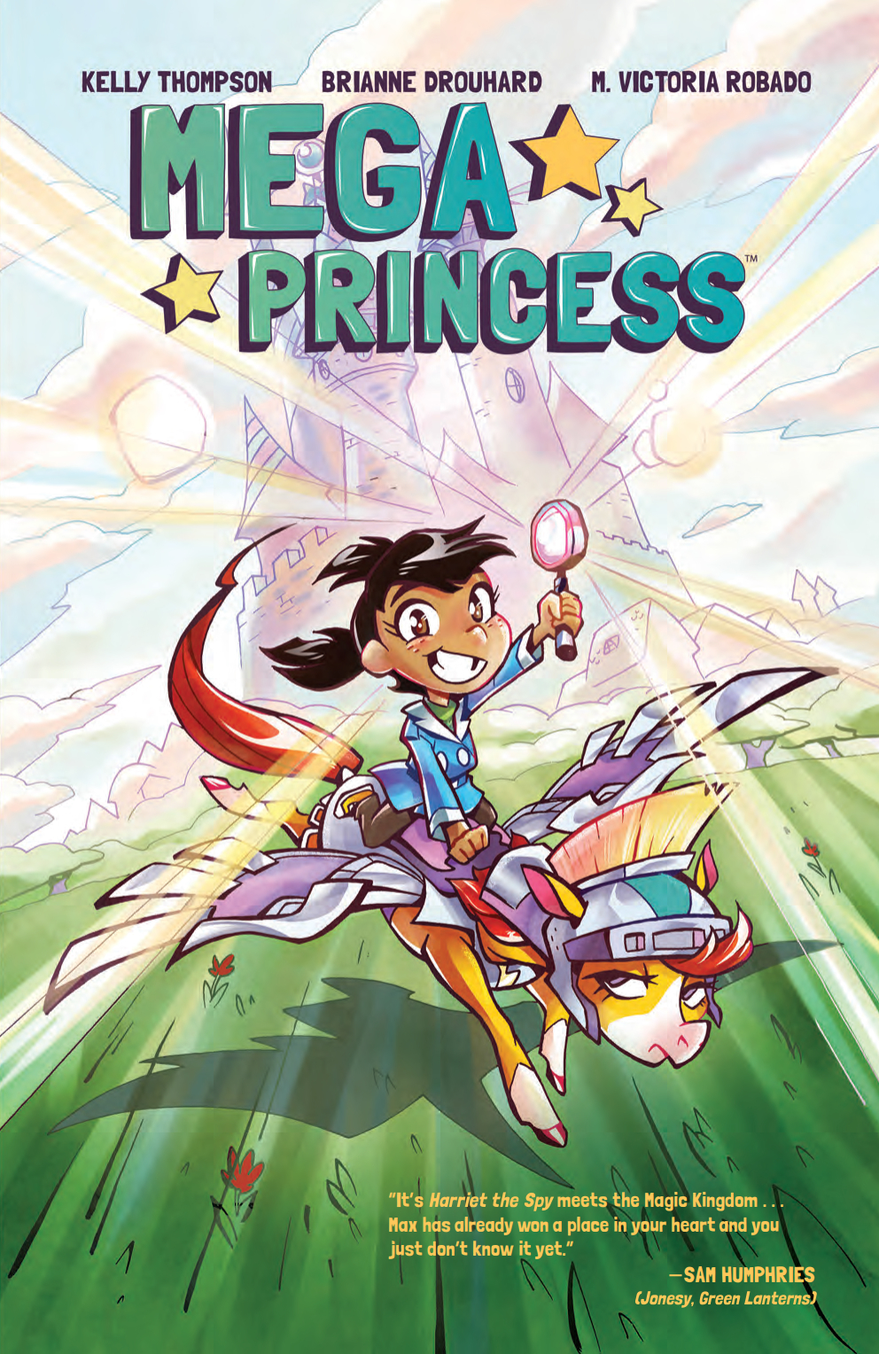 MEGA PRINCESS TP VOL 01
