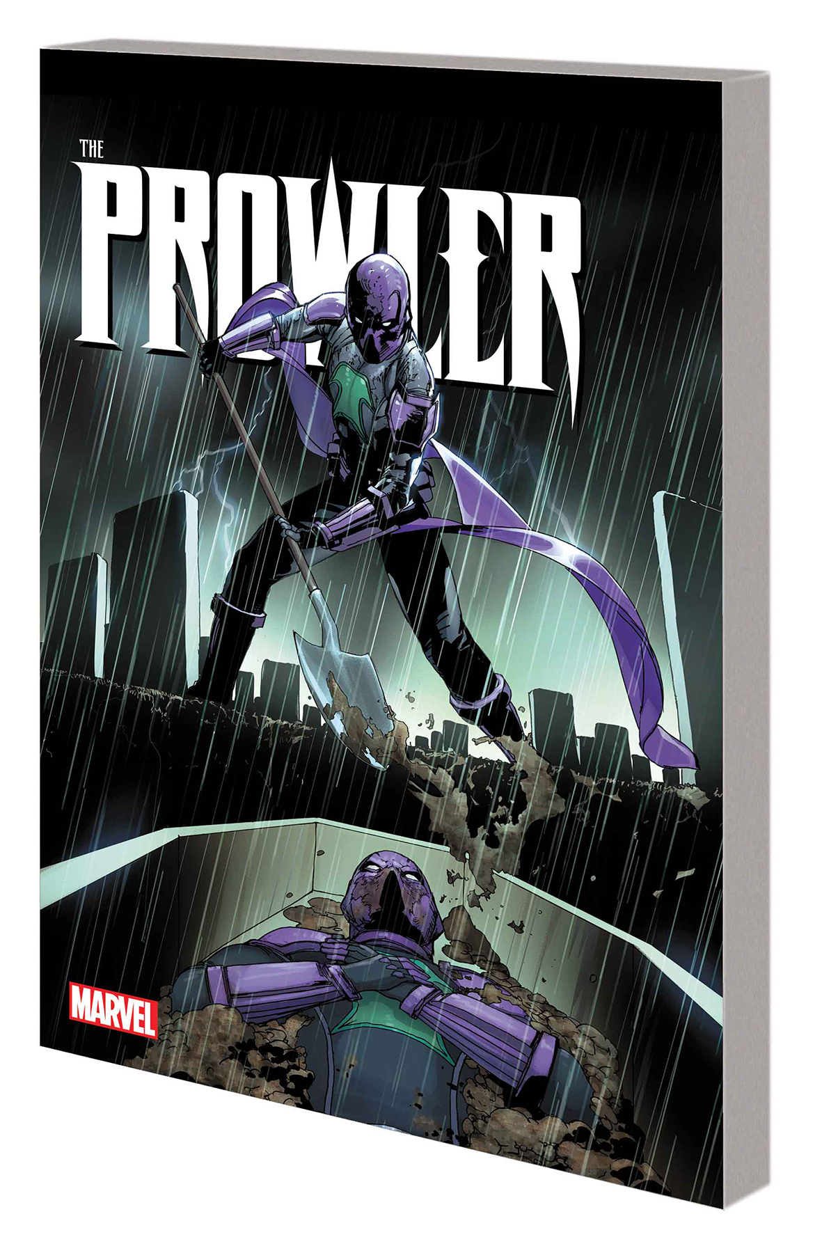 PROWLER TP VOL 01 CLONE CONSPIRACY