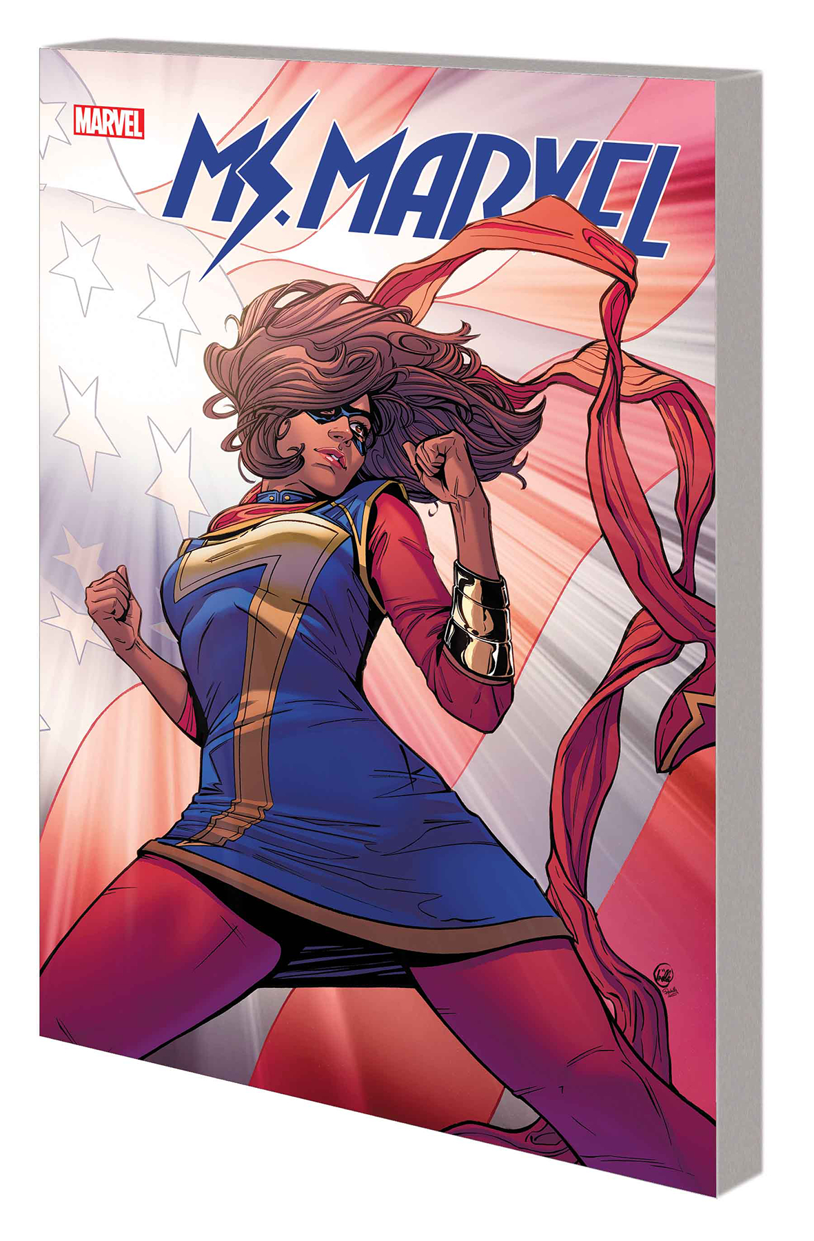 MS MARVEL TP VOL 07 DAMAGE PER SECOND
