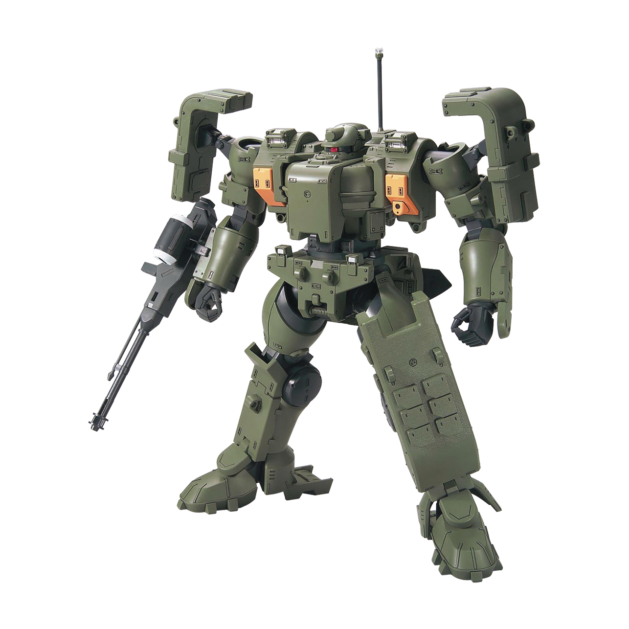 GUNDAM TIEREN GROUND TYPE DOUBLE ZERO 1/100 MDL KIT