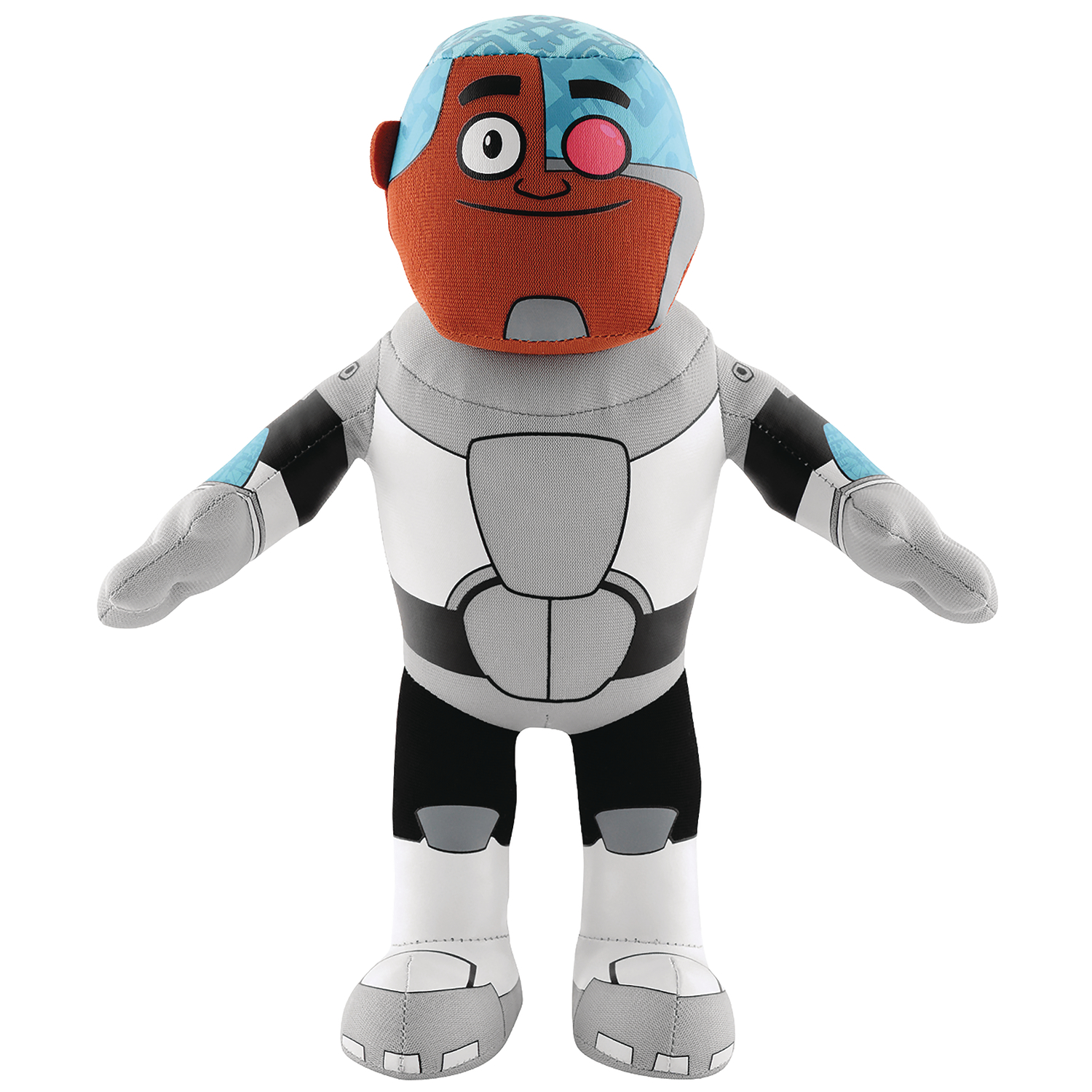 TEEN TITANS GO CYBORG 10IN PLUSH