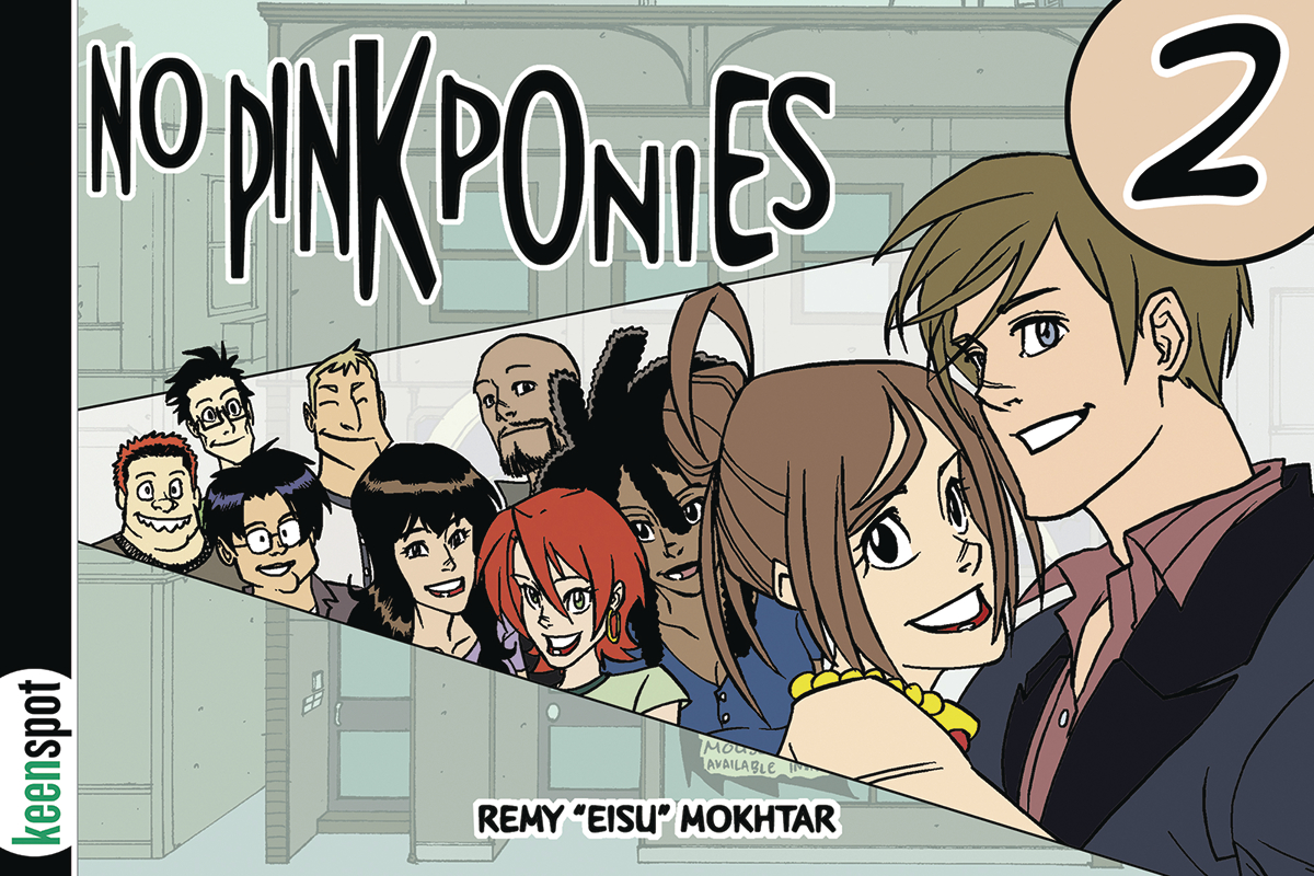 NO PINK PONIES GN VOL 02