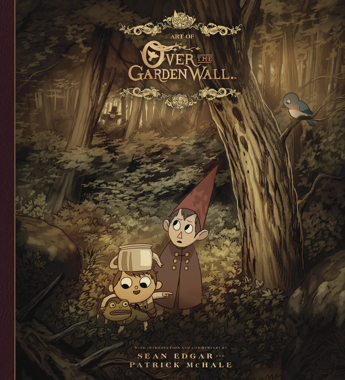 ART OF OVER THE GARDEN WALL HC (MAY170020)