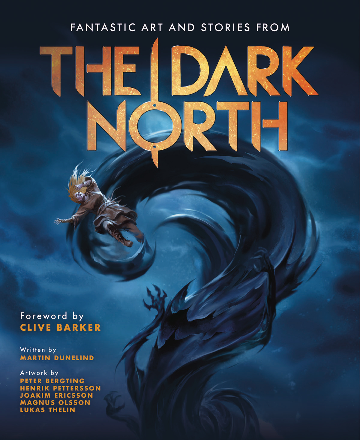 DARK NORTH HC