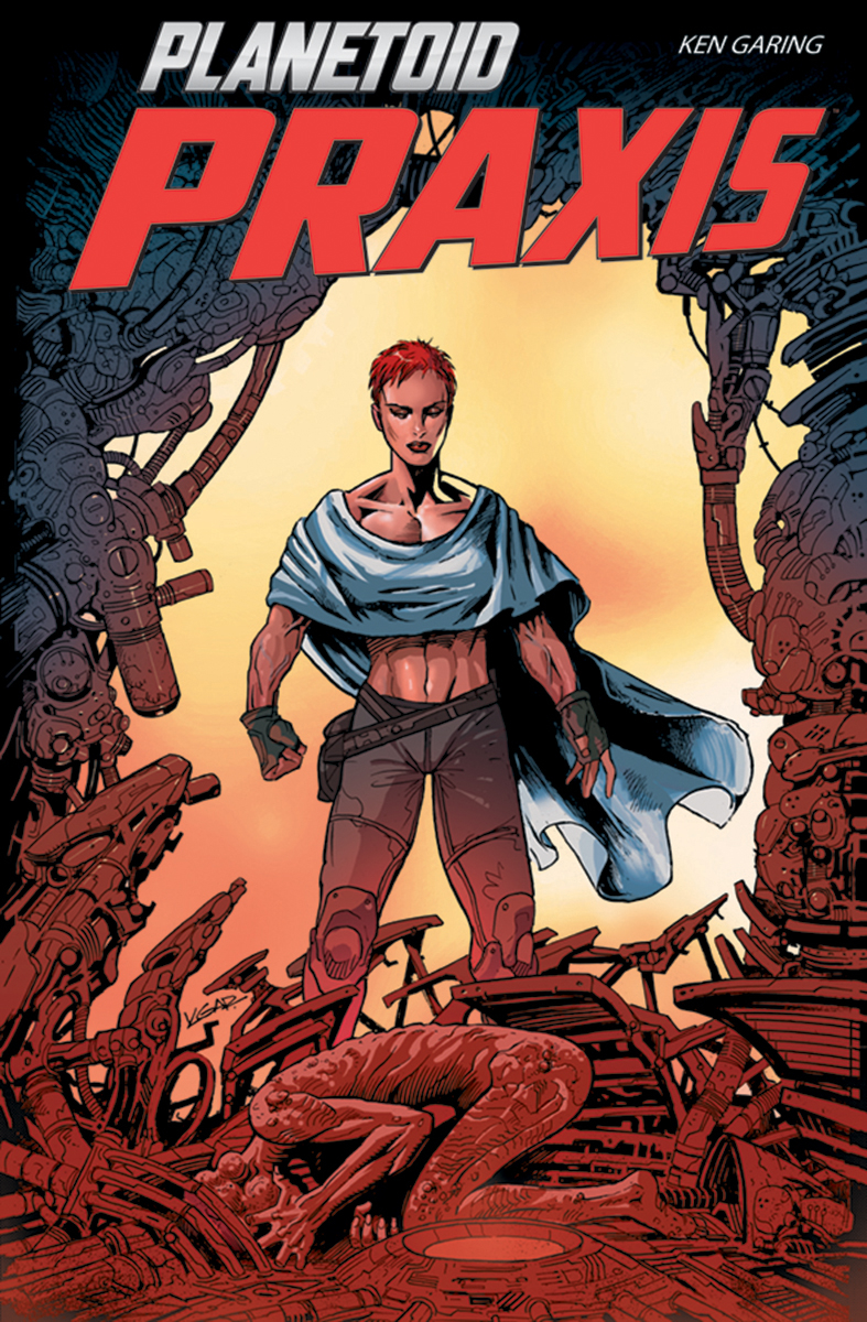 PLANETOID TP VOL 02 PRAXIS (AUG170700) (MR)