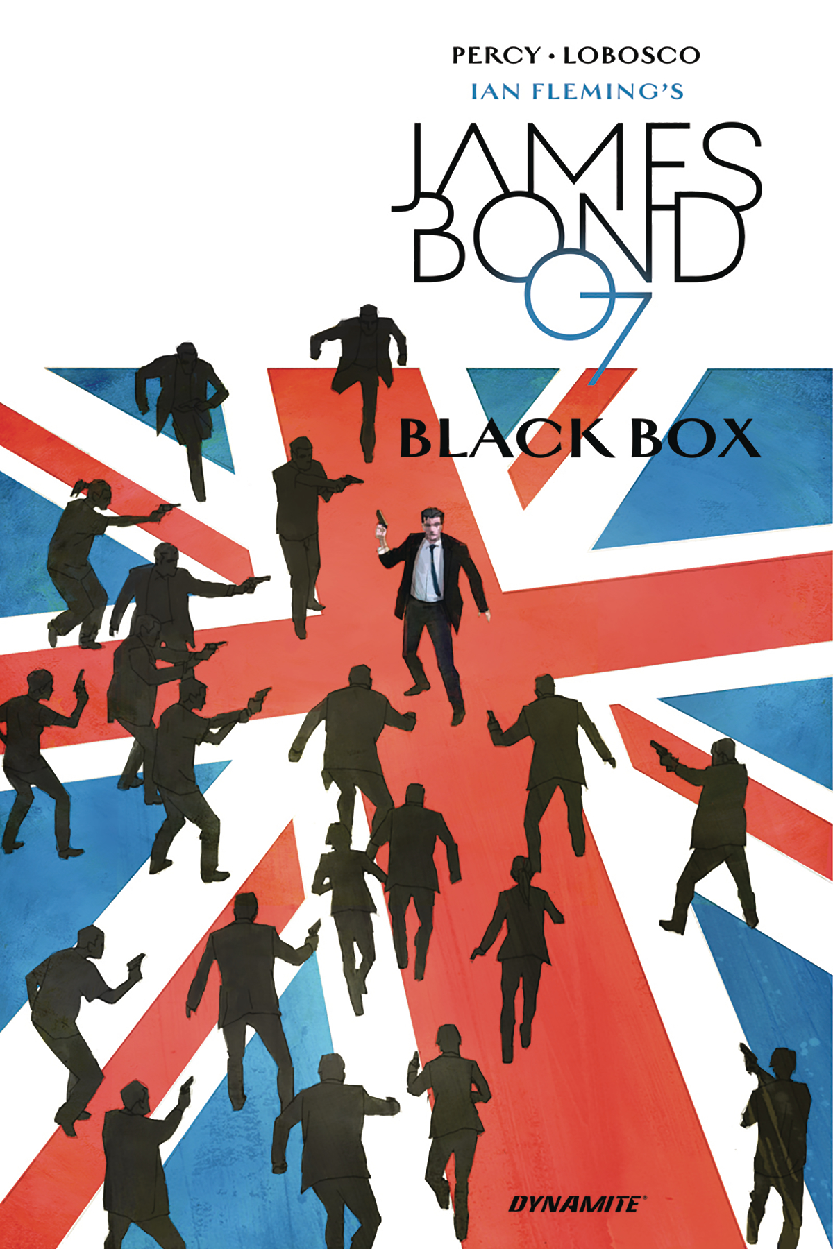 JAMES BOND BLACK BOX HC (AUG171557)