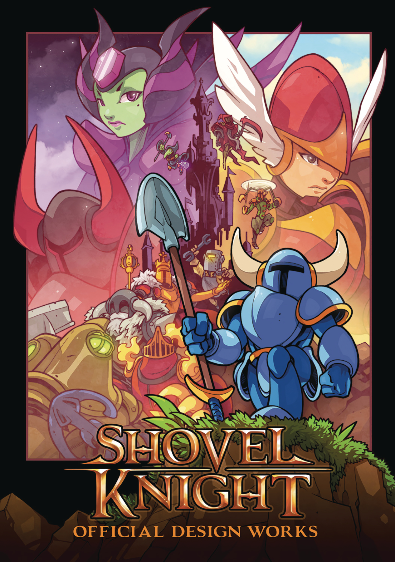 SHOVEL KNIGHT OFF DESIGN WORKS SC