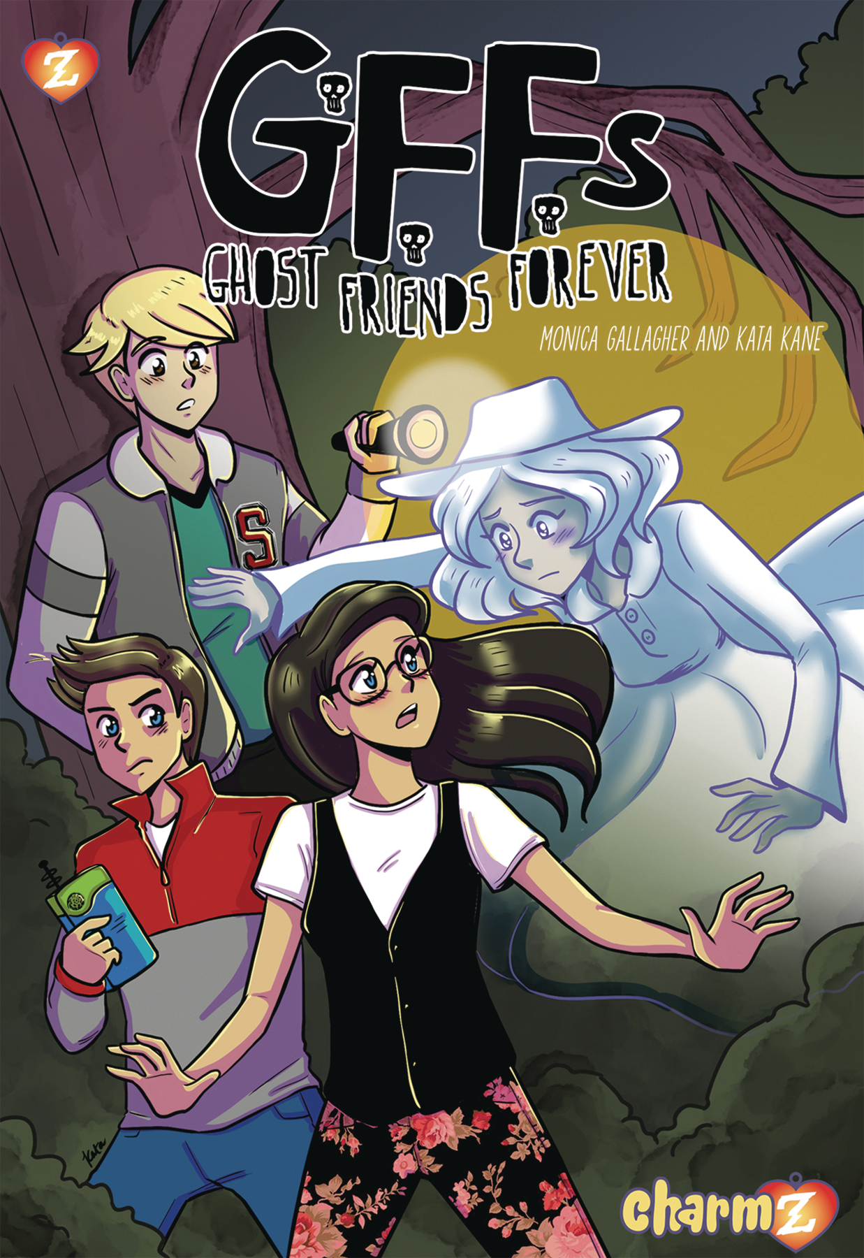 GHOST FRIENDS FOREVER HC VOL 01 (O/A)