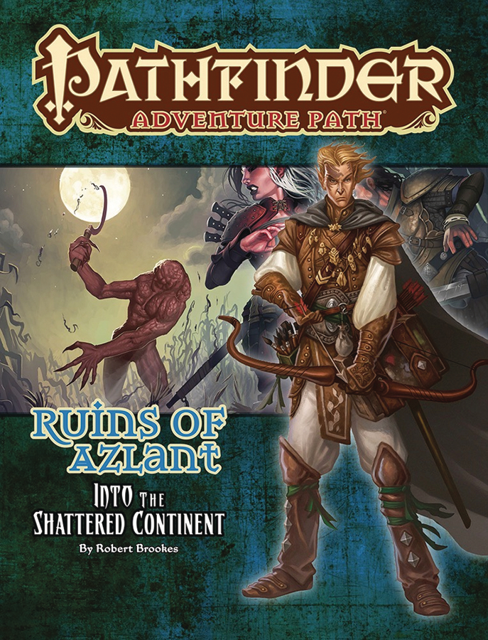 PATHFINDER ADV PATH RUINS OF AZLANT 2 OF 6