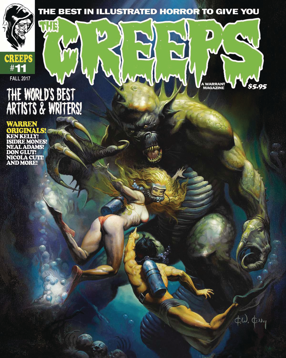 THE CREEPS #11