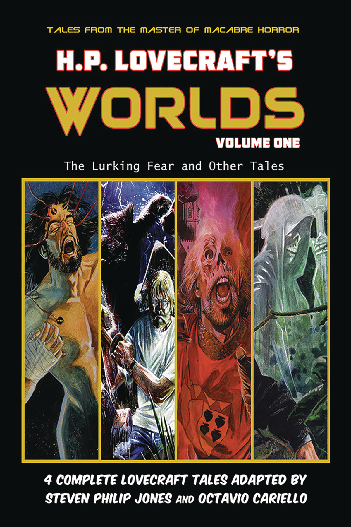 HP LOVECRAFT WORLDS TP VOL 01 LURKING FEAR AND OTHER